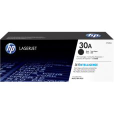 HP 30A Black LaserJet Toner Cartridge (CF230A)