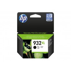 HP 932XL High Yield Black Ink Cartridge