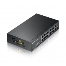 ZYXEL 16/24-port GbE Unmanaged Switch