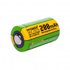 Ppower CR2 Lithium Rechargeable